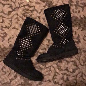 Ugg studded boots RARE!